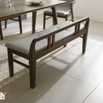 bộ bàn ăn 4 ghế lenus 58