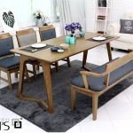 bộ bàn ghế xoay jade 3