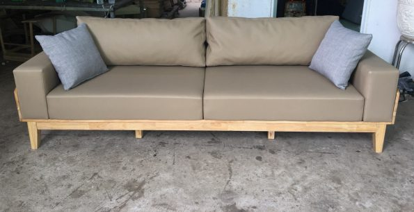 sofa Hàn Quốc ALMA xám