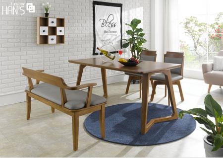 Bộ bàn ghế ăn Hàn Quốc JADE