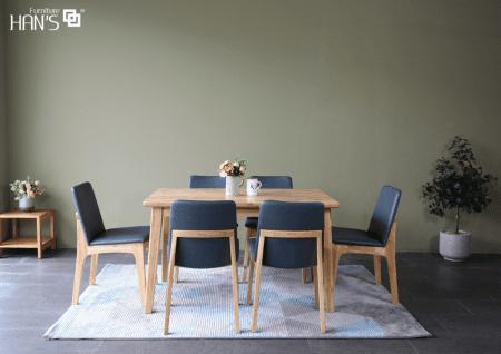 bộ bàn ăn hàn quốc cerany 1