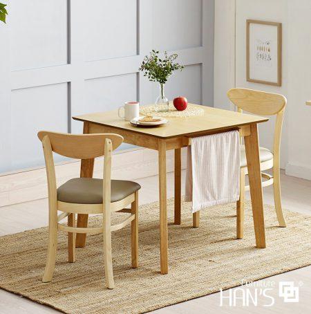 nội-thất-Hàn-Quốc-viva-2-ghế-bàn-vuông
