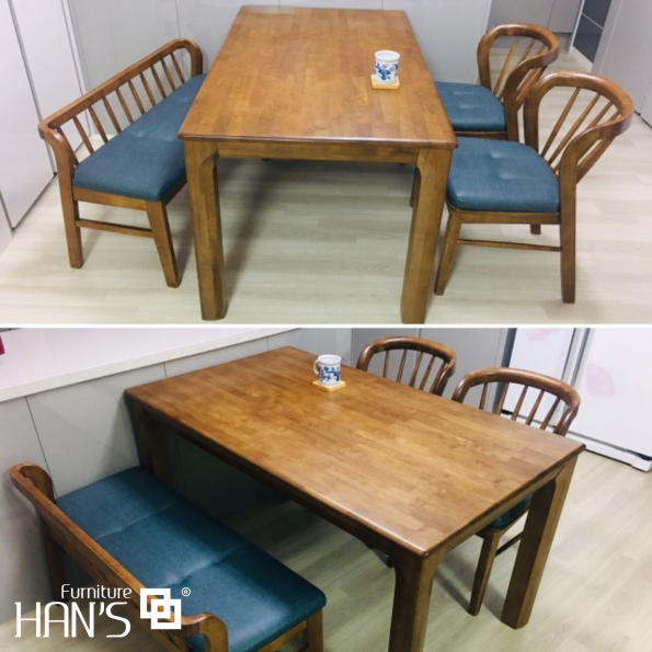 bàn ghế Hàn Quốc-RYAN31