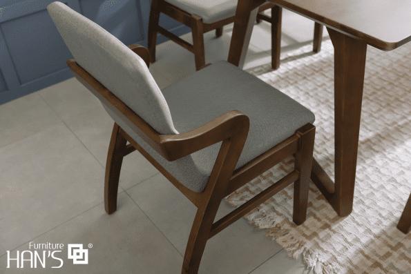 bộ bàn ăn 4 ghế lenus 31