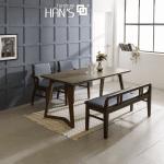 bộ bàn ăn 4 ghế lenus 53