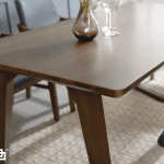 bộ bàn ăn 4 ghế lenus 7