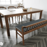 bộ bàn ăn hàn quốc ryan 34