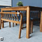 bộ bàn ăn hàn quốc ryan 44