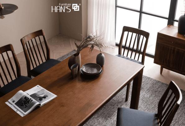 bộ bàn ăn zena 13