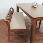 bộ bàn ăn zena 46