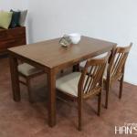 bộ bàn ăn zena 48