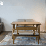 bộ bàn ăn anan 11