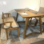 bộ bàn ăn anan 14