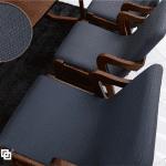 bàn ghế hàn quốc-lena26