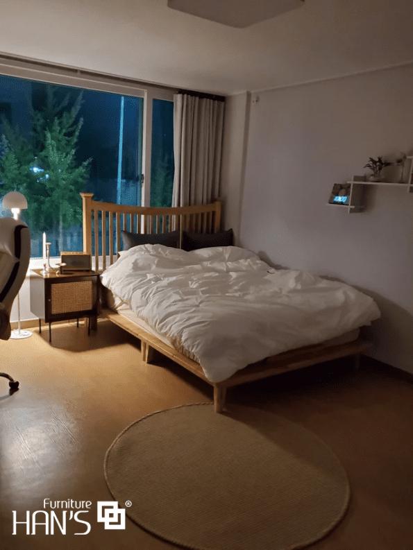 giường ngủ hàn quốc 3
