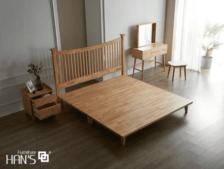 giường ngủ hàn quốc mona 8