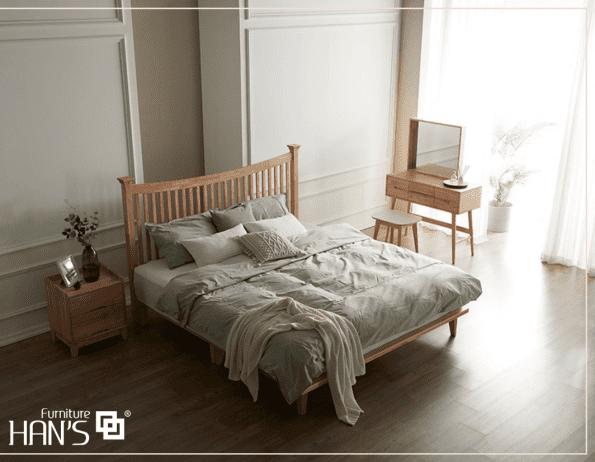 giường ngủ hàn quốc mona 9