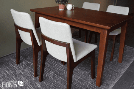 bộ bàn ăn 4 ghế cerany 14