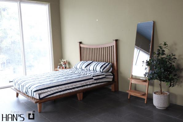 giường ngủ hàn quốc mona 43