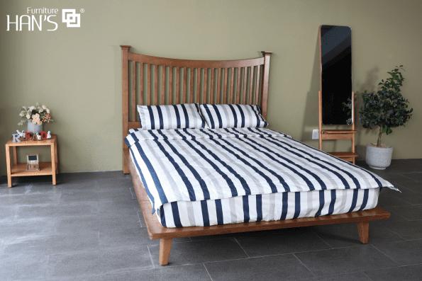 giường ngủ hàn quốc mona 45