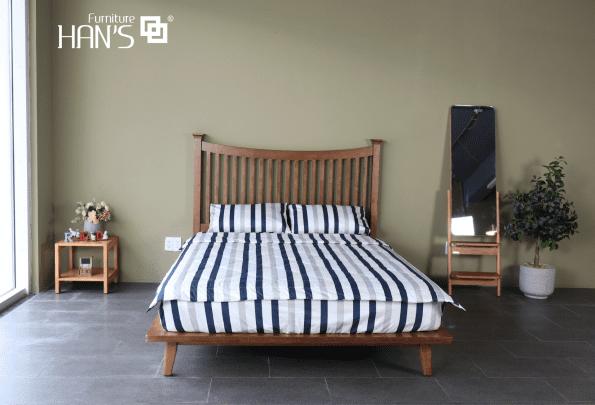 giường ngủ hàn quốc mona 46