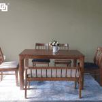 bộ bàn ăn hàn quốc zena 76