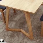bộ bàn ăn hàn quốc rita 4