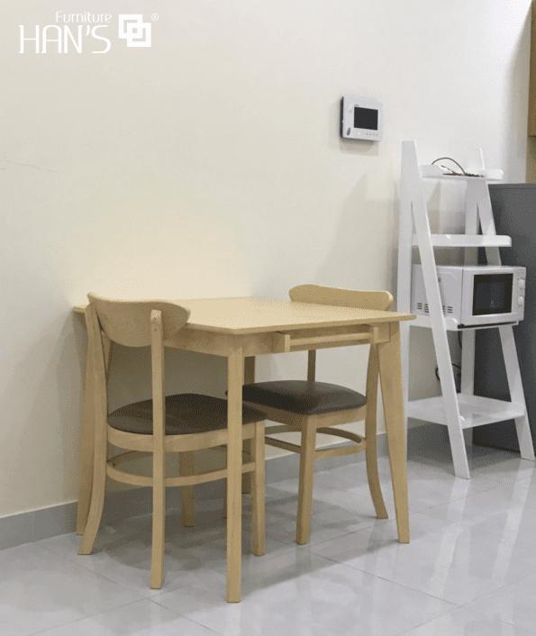 bộ bàn ăn 2 ghế 27
