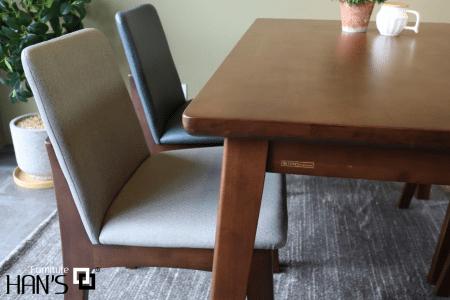 bộ bàn ăn 4 ghế cerany 1