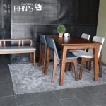 bộ bàn ăn 4 ghế cerany 16