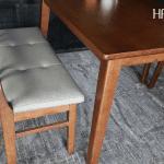 bộ bàn ăn 4 người cerany 12