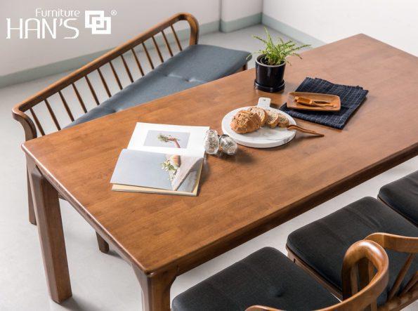 bộ bàn ăn 1
