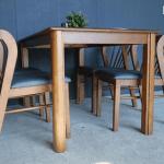 bộ bàn ăn hàn quốc ryan 16