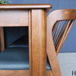 bộ bàn ăn hàn quốc ryan 18