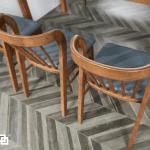 bộ bàn ăn hàn quốc ryan 23