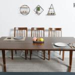 bộ bàn ăn zenus 4