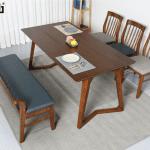 bộ bàn ăn zenus 6