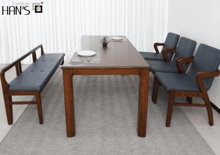 bộ bàn ăn hàn quốc 26