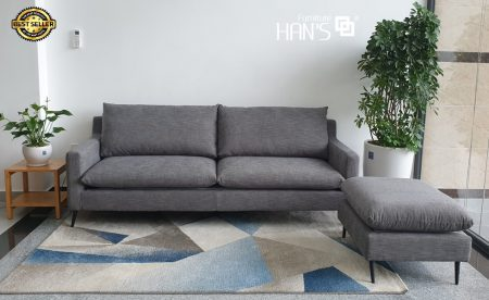 sofa vải flin 1