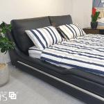 giường louis 2