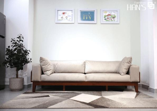 sofa vải hàn quốc alma