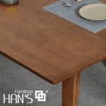 bộ bàn ăn riley 7