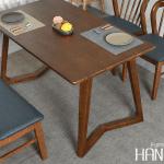 bộ bàn ăn riley 9
